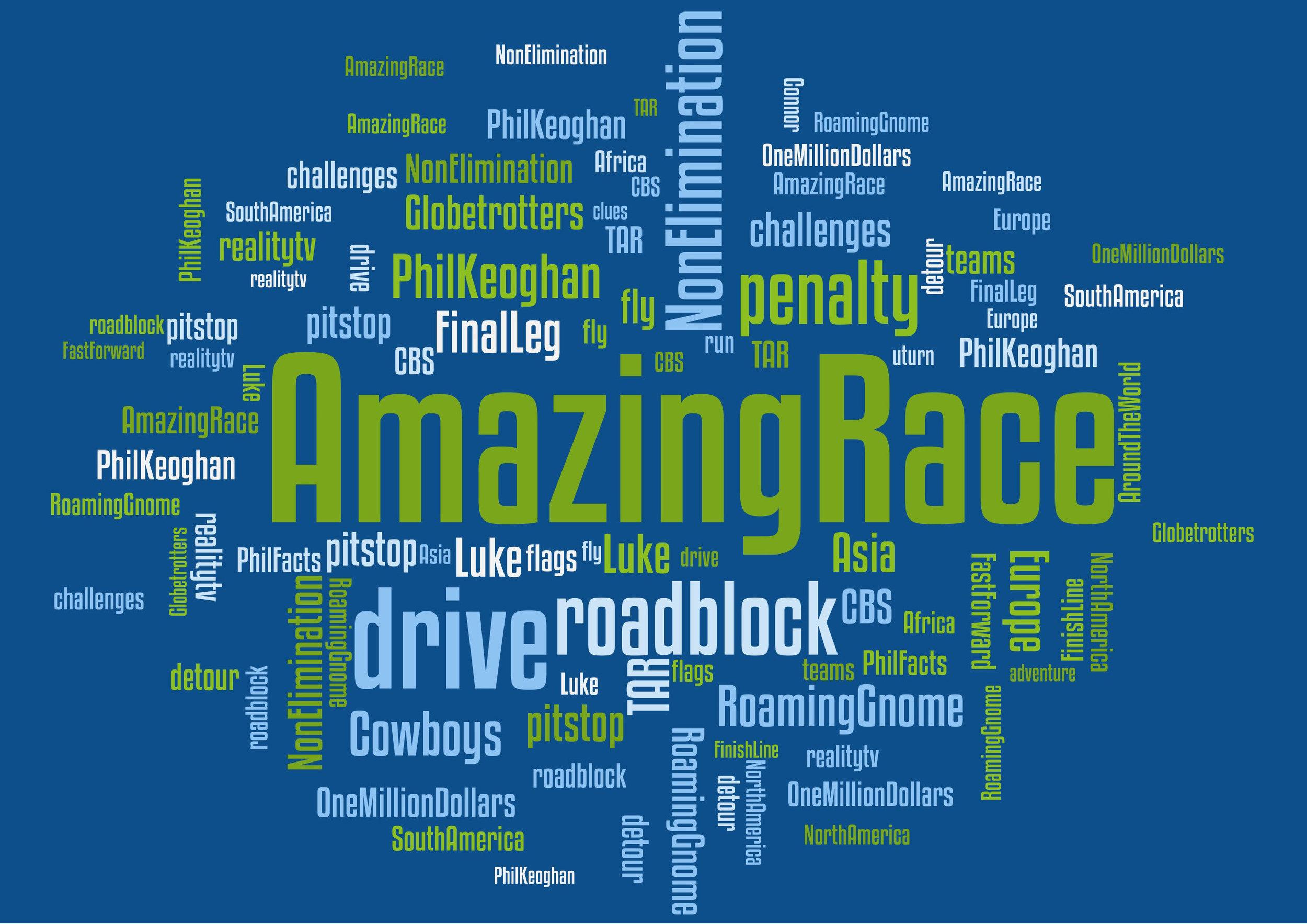 The Amazing Race -
