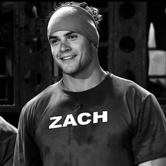 ZACH<br>from RW San Diego (2011)<br>6 Challenges / 2 finals / 1 win