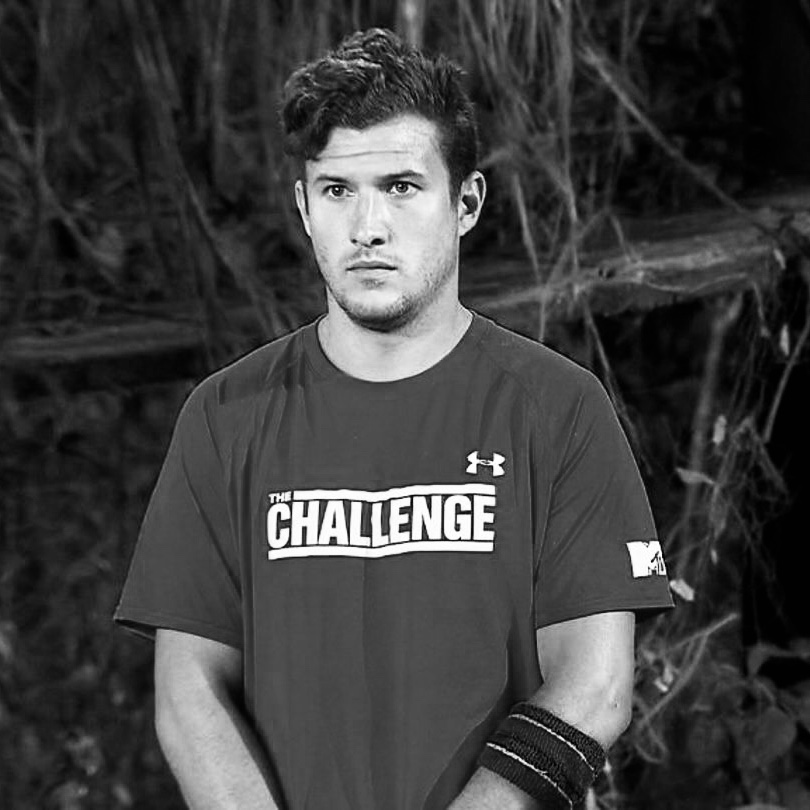 DEVIN<br>from AYTO Season 3<br>2 Challenges / 1 final