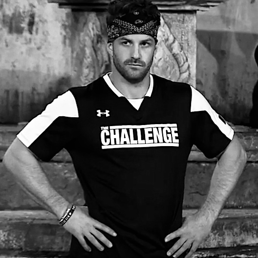 JOHNNY BANANAS<br>from RW Key West<br>16 Challenges / 8 finals / 6 wins