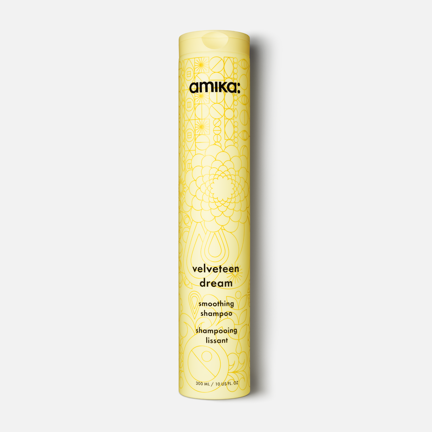 Amika's Velveteen Dream Shampoo: $24, does not way hair down but helps prevent frizz and flyaways.