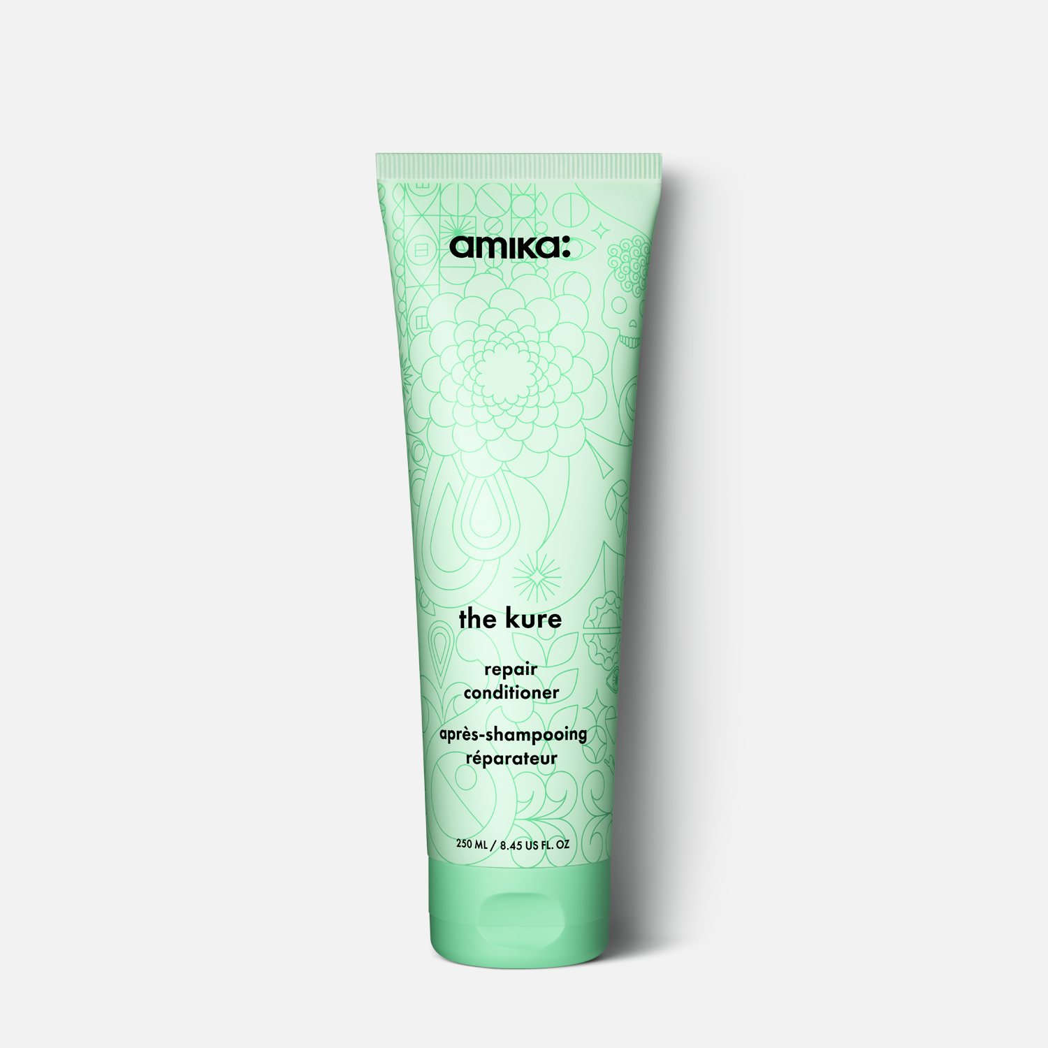 Amika's The Kure Conditioner: $22, a nice heavy conditioner where a little goes a long way, this is a very moisturizing conditioner & is meant to be rinsed thoroughly from the hair.