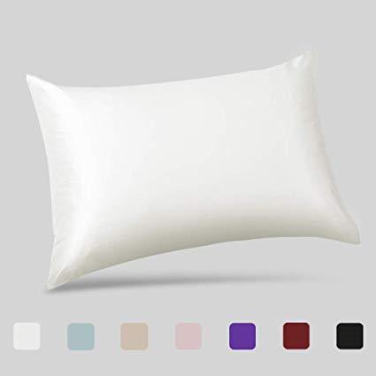 Silk Pillow: $25.