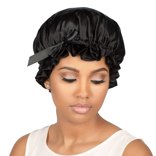 Satin Bonnet: $18.