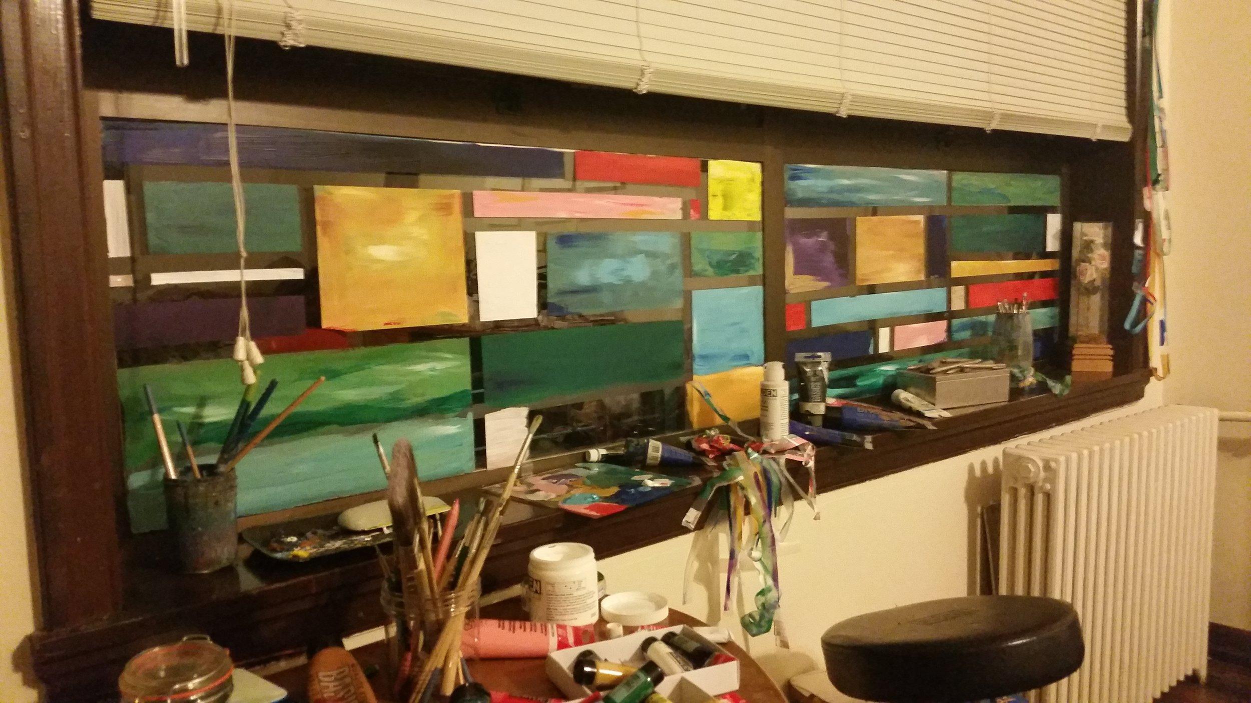 Saint Samuel's Studio