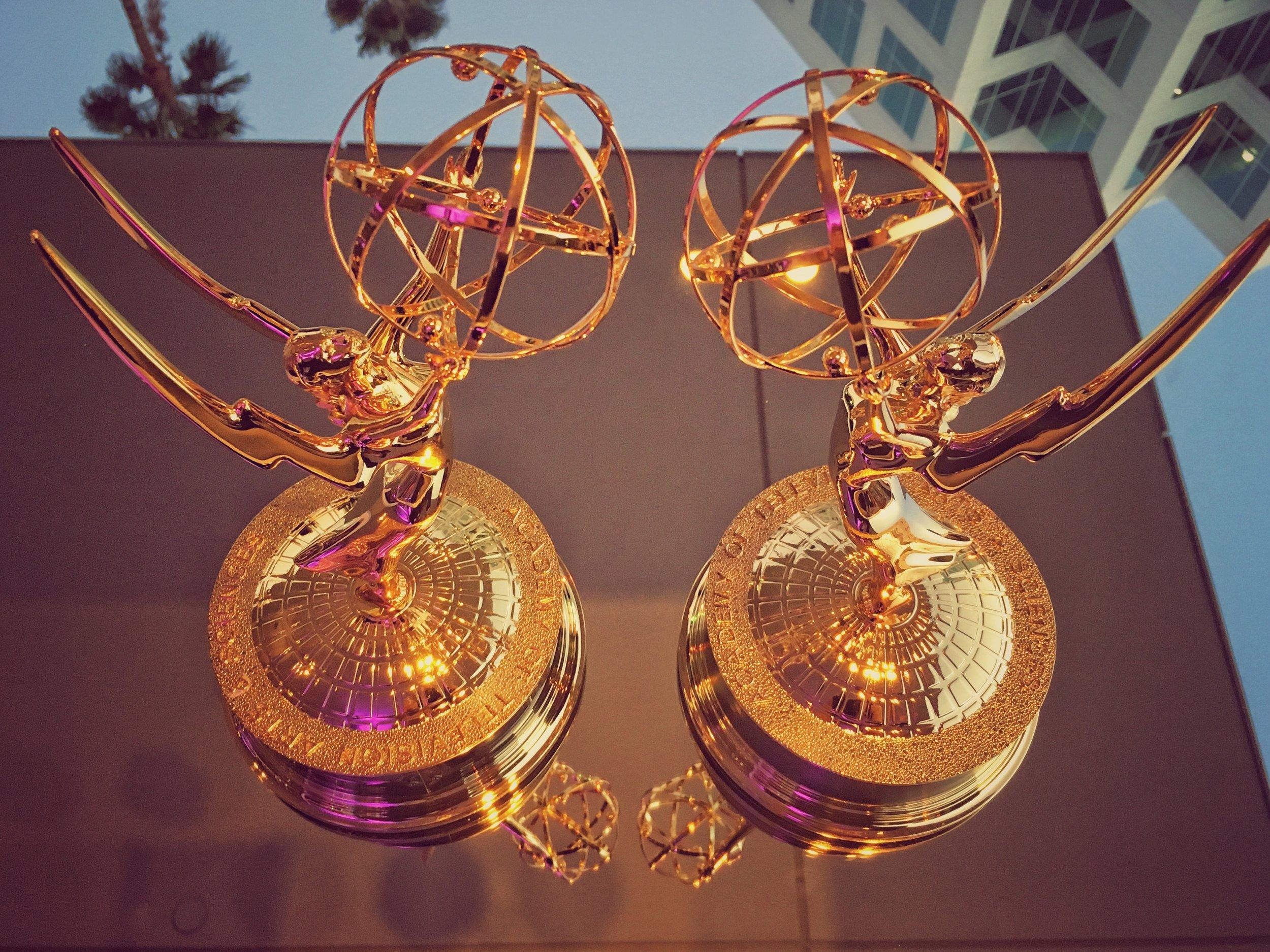2017 Emmy Winners -