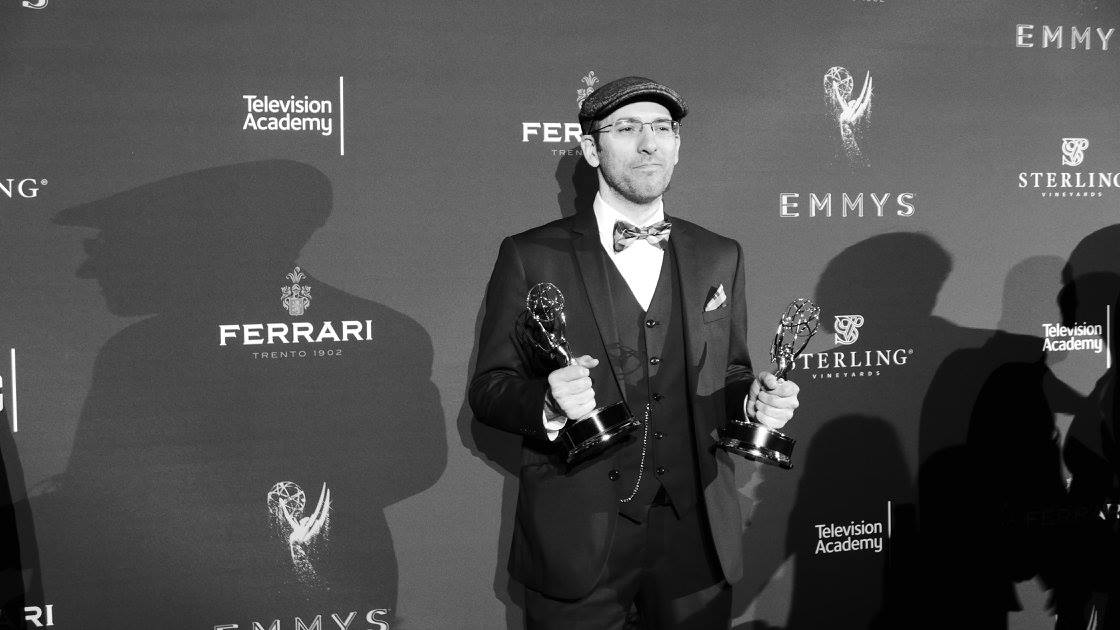 Jordan Wayne Longand Matt Glass - won Emmys for their work on the feature documentary Fallujah: Art, Healing and PTSD and the TV-series Lost LA.