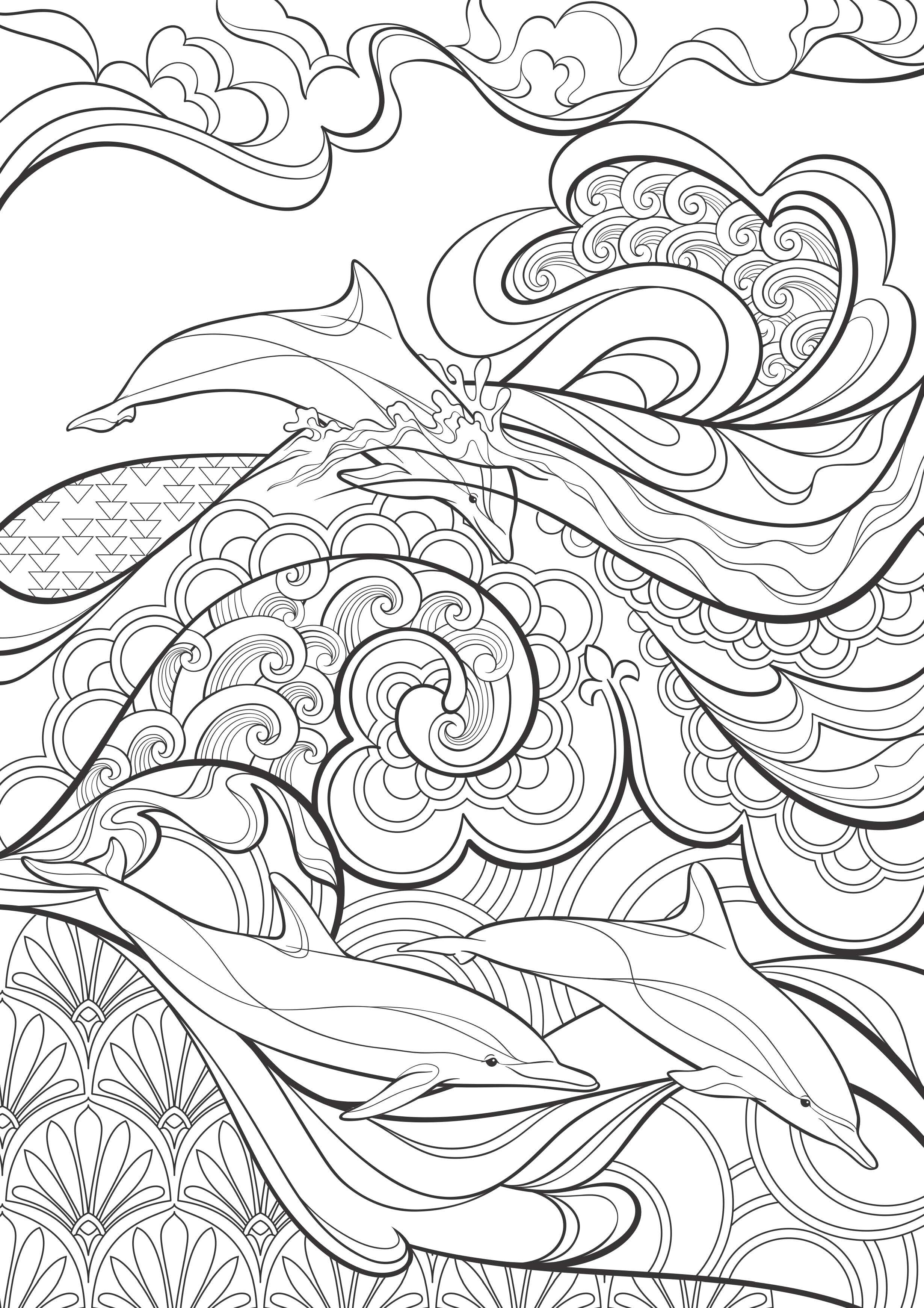 FREE colouring printables for adults and kids — Sistability
