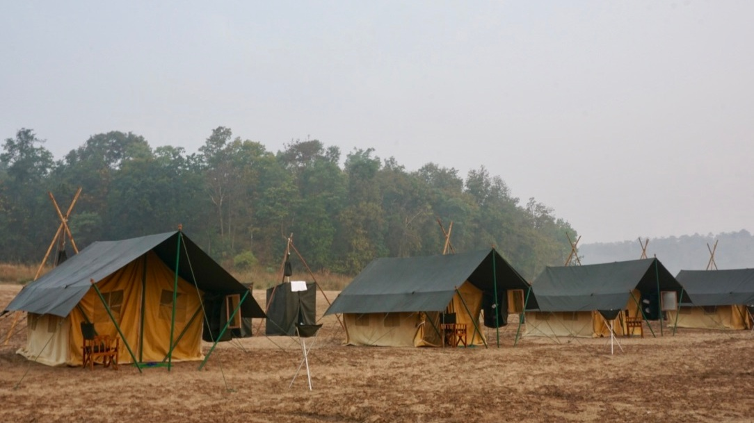 what it's like to glamp on a tiger reserve in india - Fodor's Travel