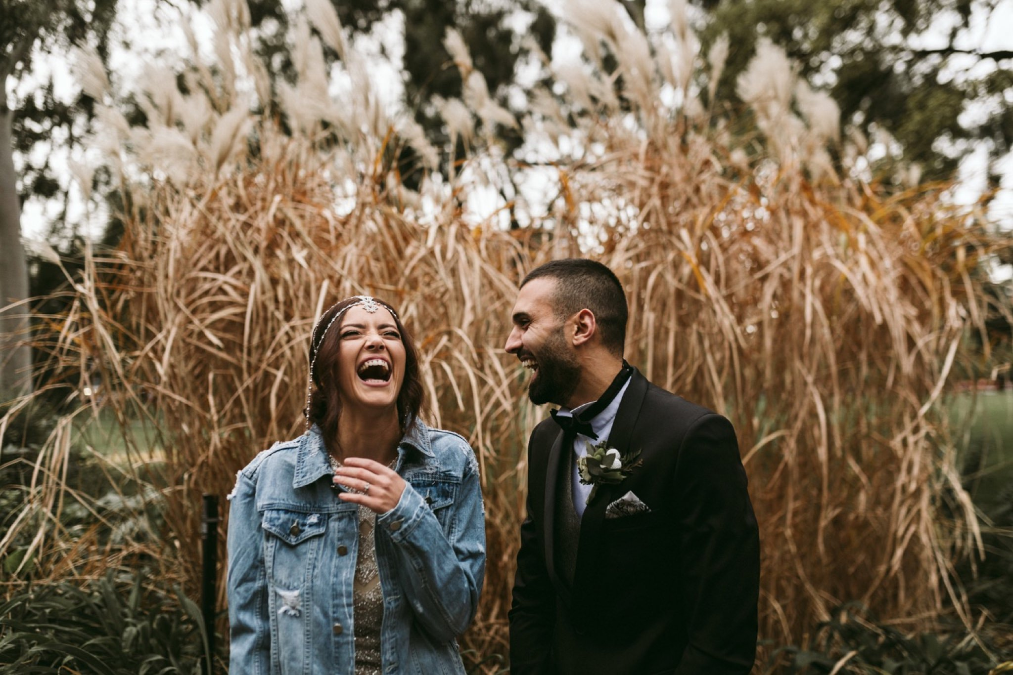 Anthony & Esra Photo: @goldandgrit