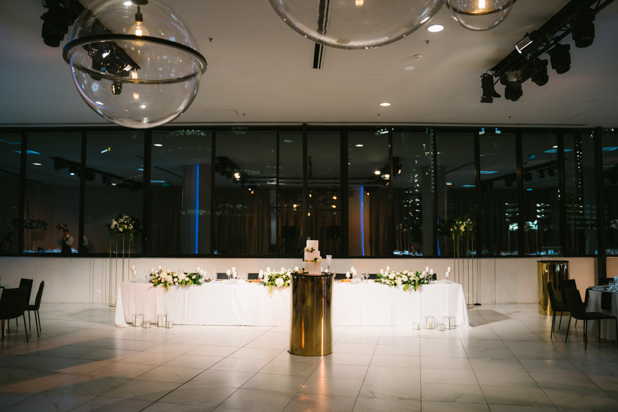 Steph & Jacob Venue: @aerialsouthwharf