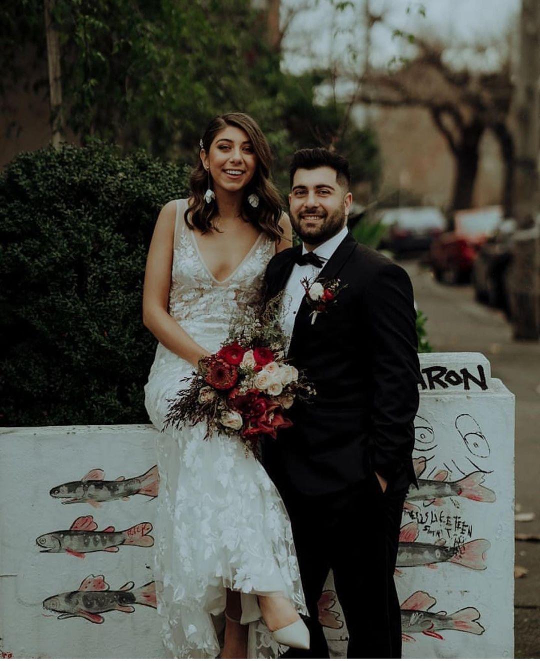 Anisa & Shayan Photo: @jacksongrantweddings