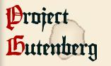 Project Gutenberg - Free e-books
