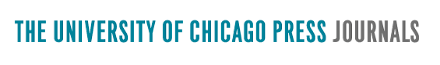 University of Chicago Journals