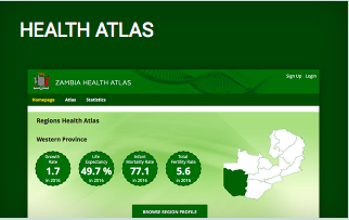 Zambia Health Atlas