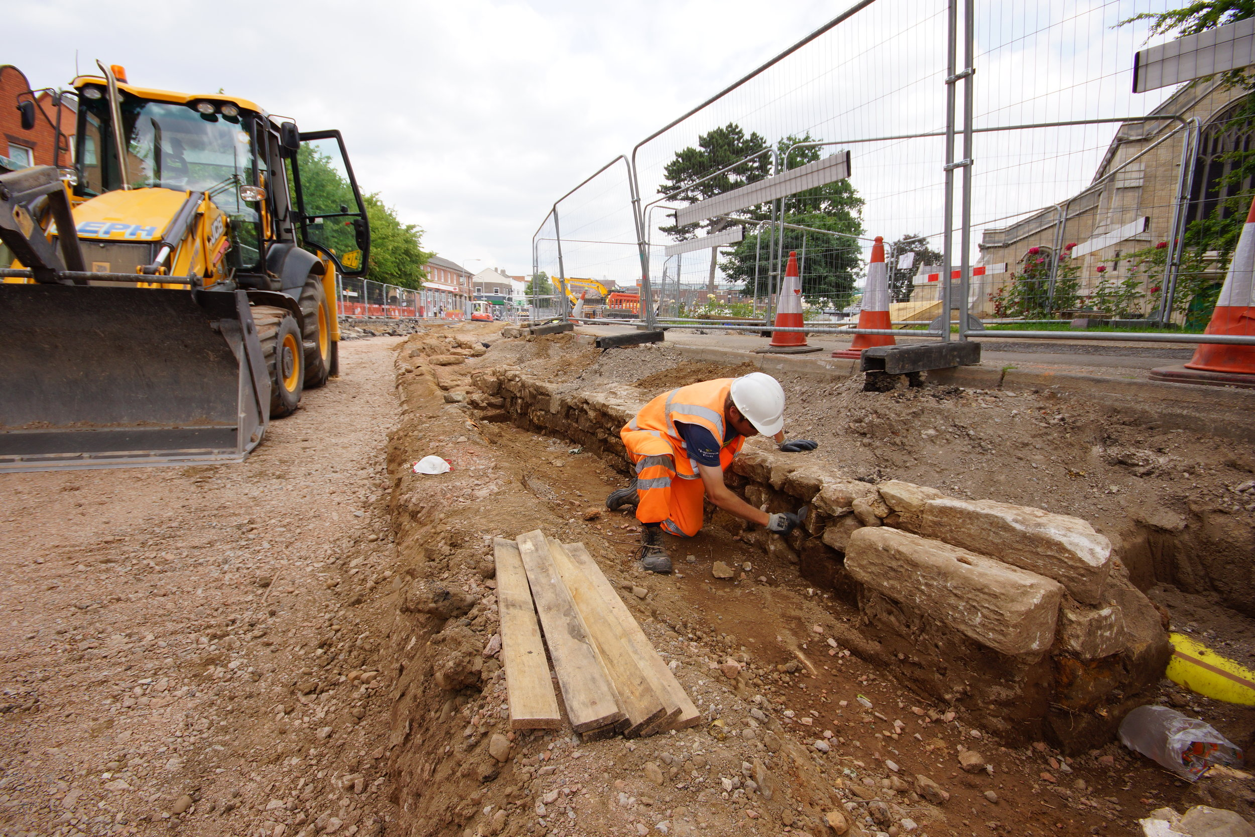 part of york archaeological trust   Archaeological services with rapid turnaround    view our work