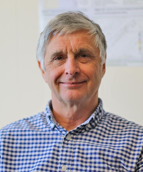 Dr David Knight -