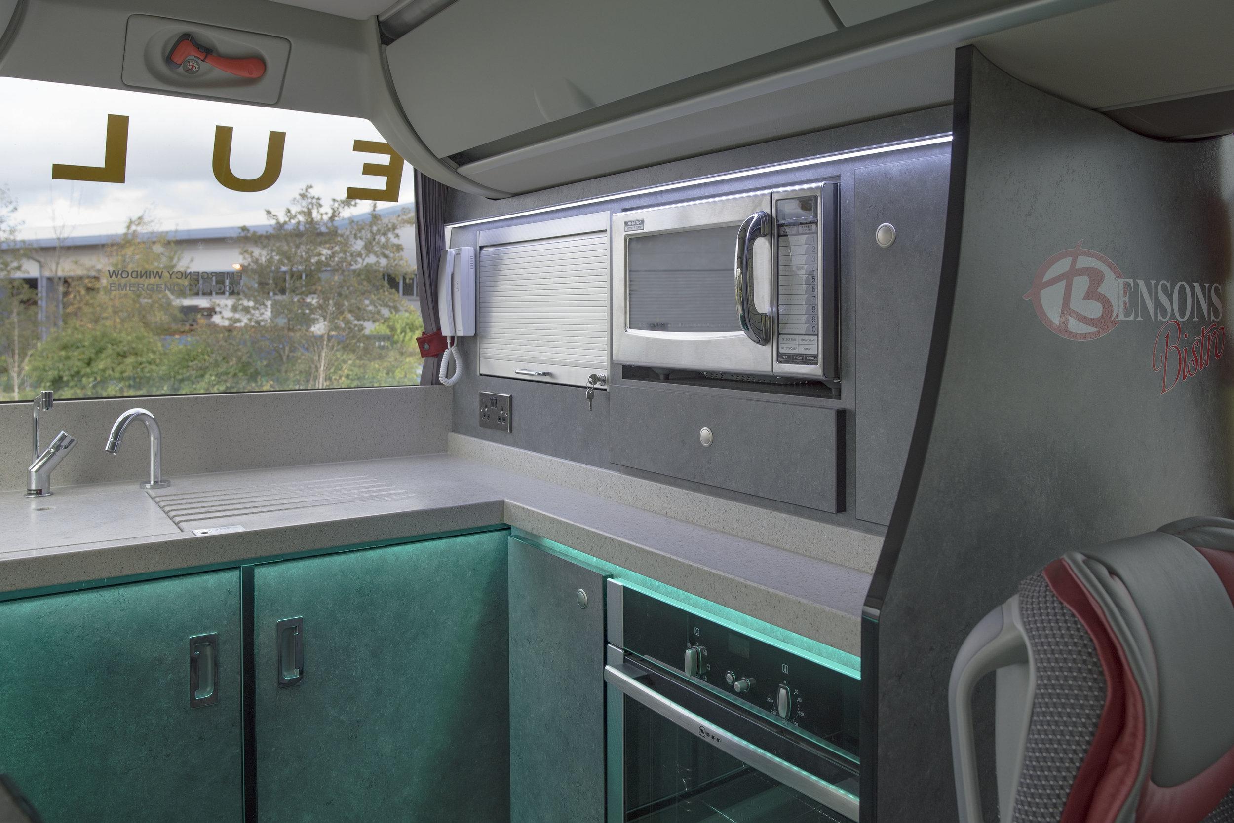 Bensons Rear Kitchen