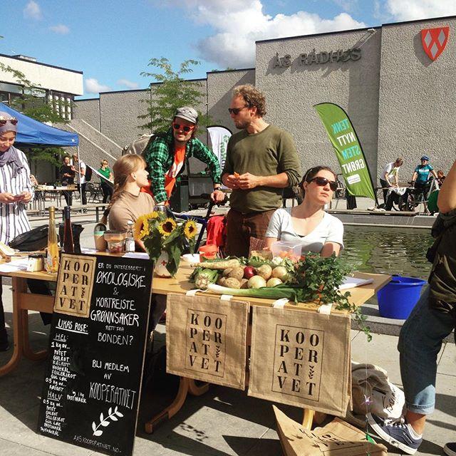 Kom og besøk oss på Ås Grønn Festival! 🌱