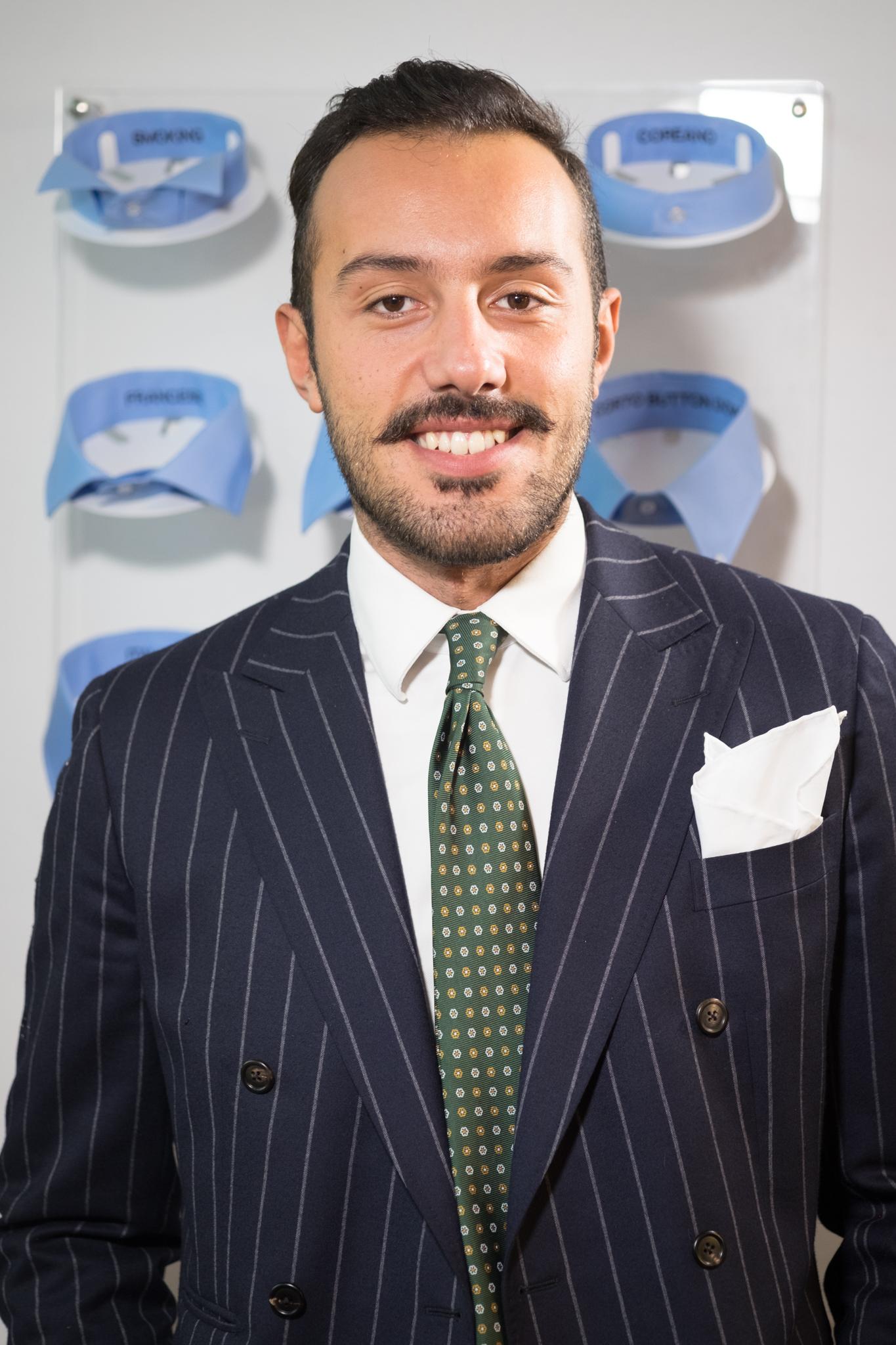 Lanieri Corporate Portrait