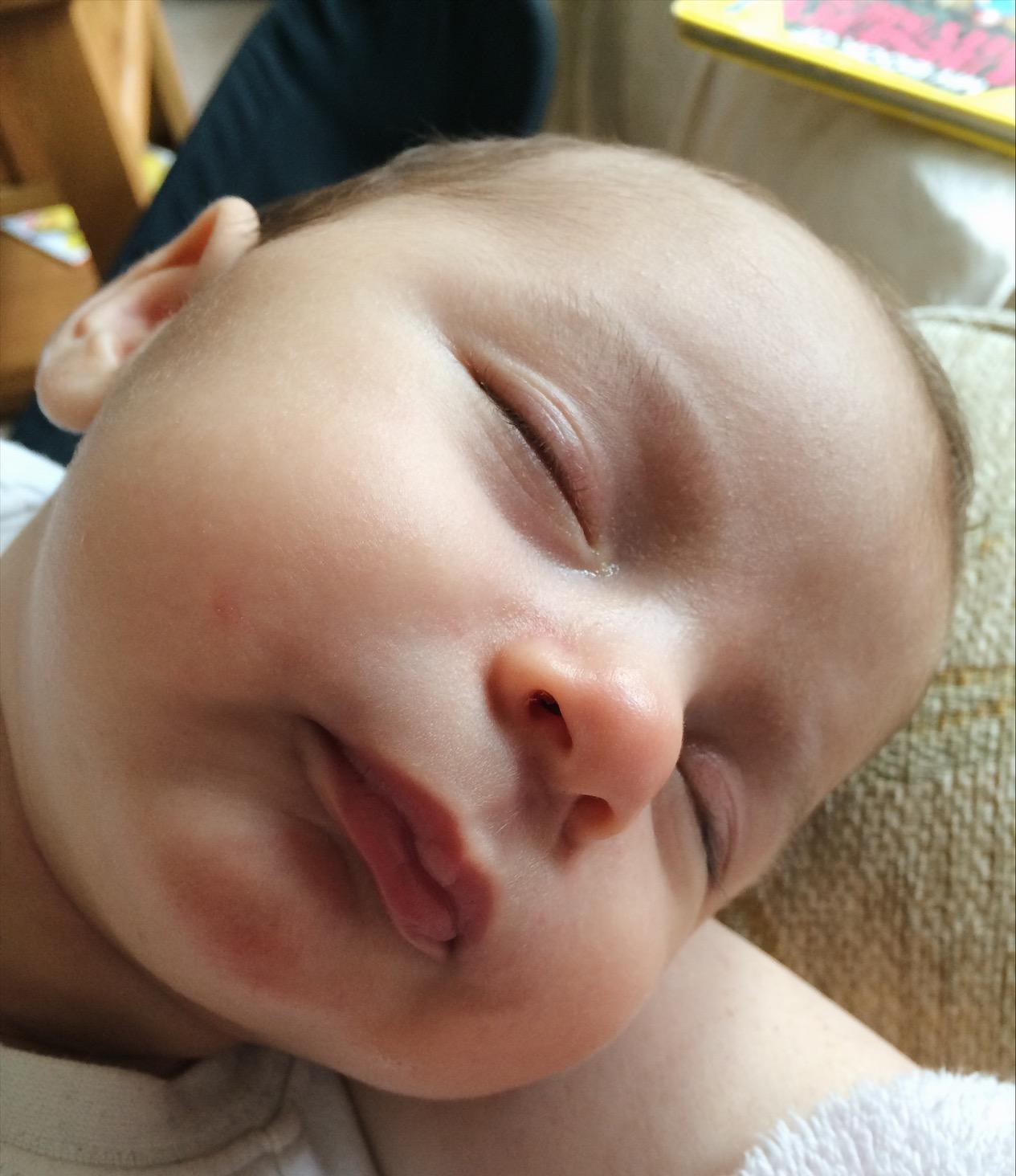 Power of Mum Blog: Sleeping...