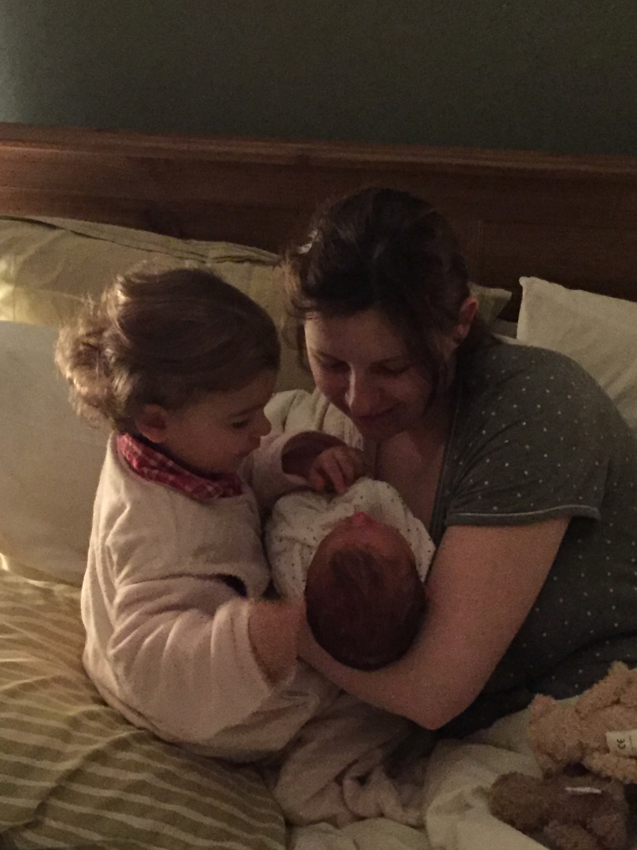 Power of Mum Coaching Cosleeping Blog