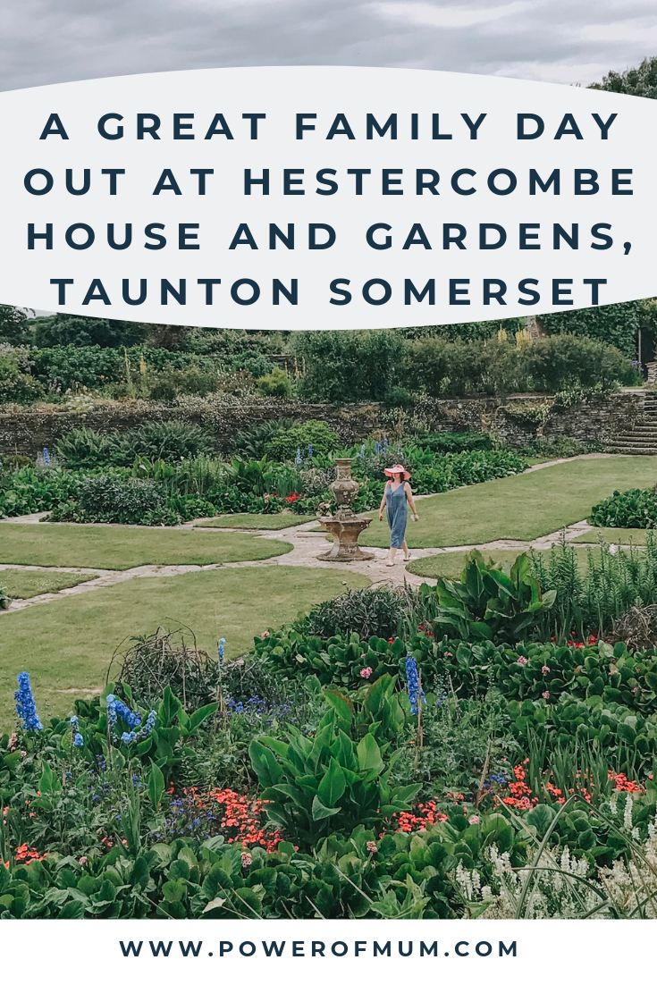 Great Day Out Family Somerset Taunton Hestercombe