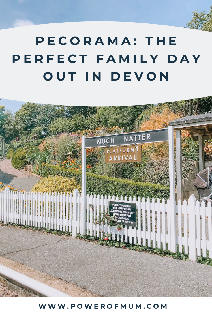 The Perfect Family Day Out at Pecorama, Devon