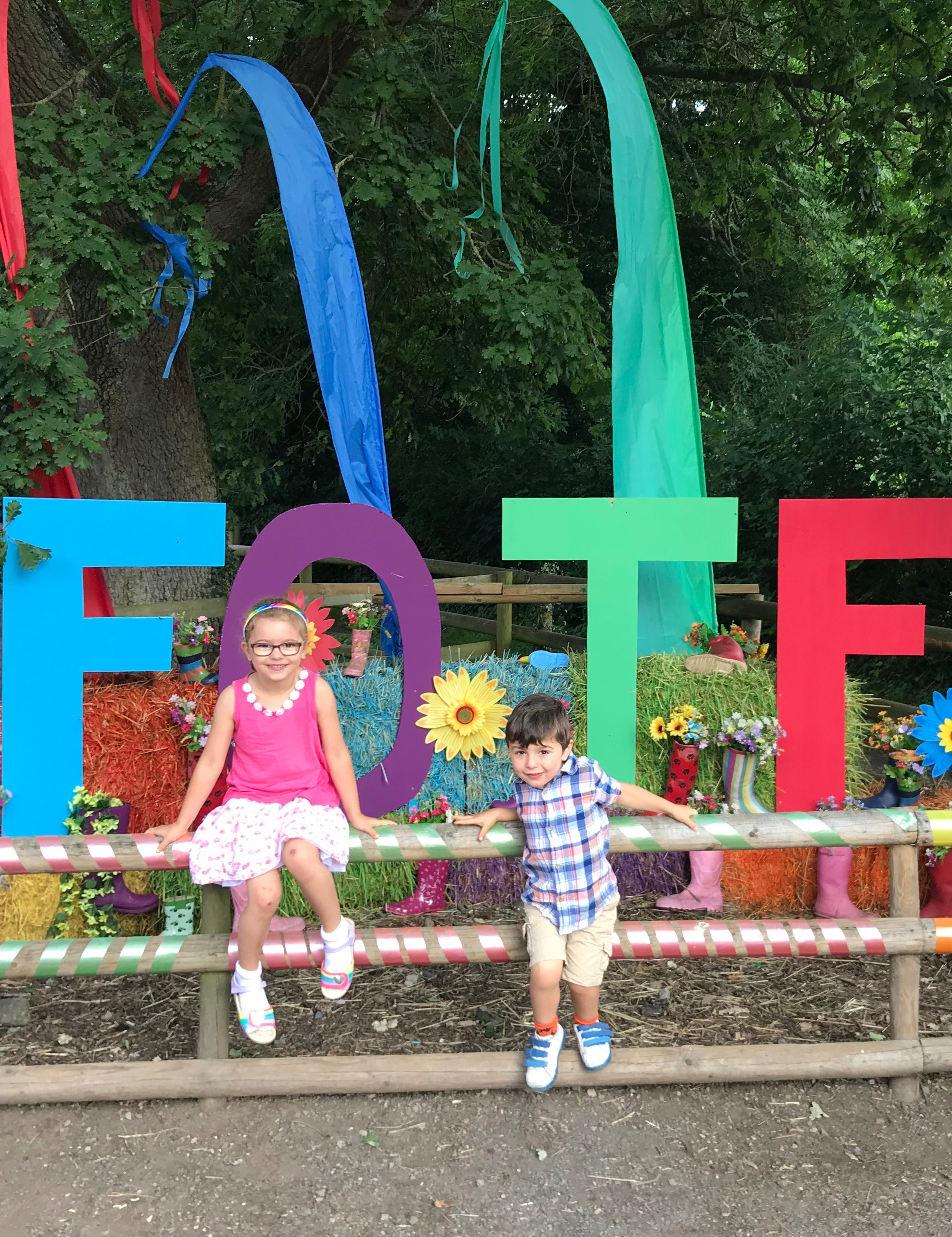 The Perfect Family Day Out at Godstone Farm, Surrey