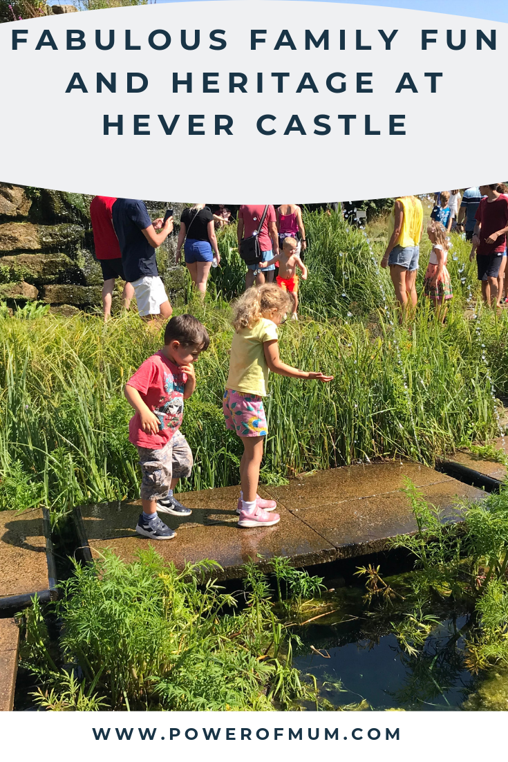 Fabulous Family Day out at Hever Castle, Kent