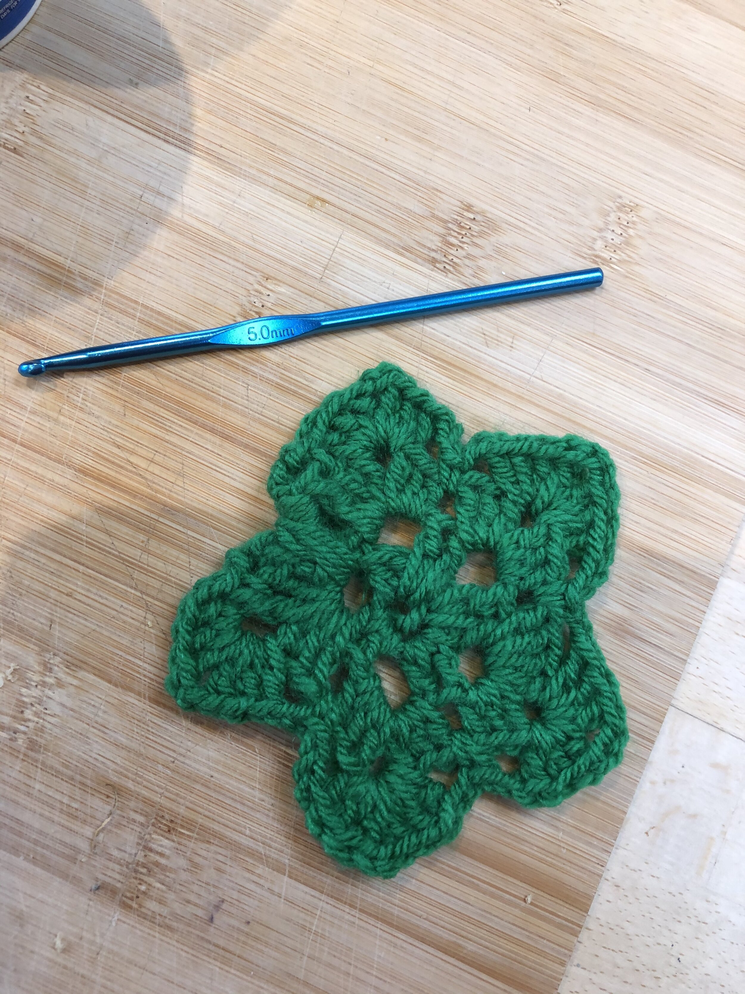 Give crochet a go this year! Autumn Bucket list 2019