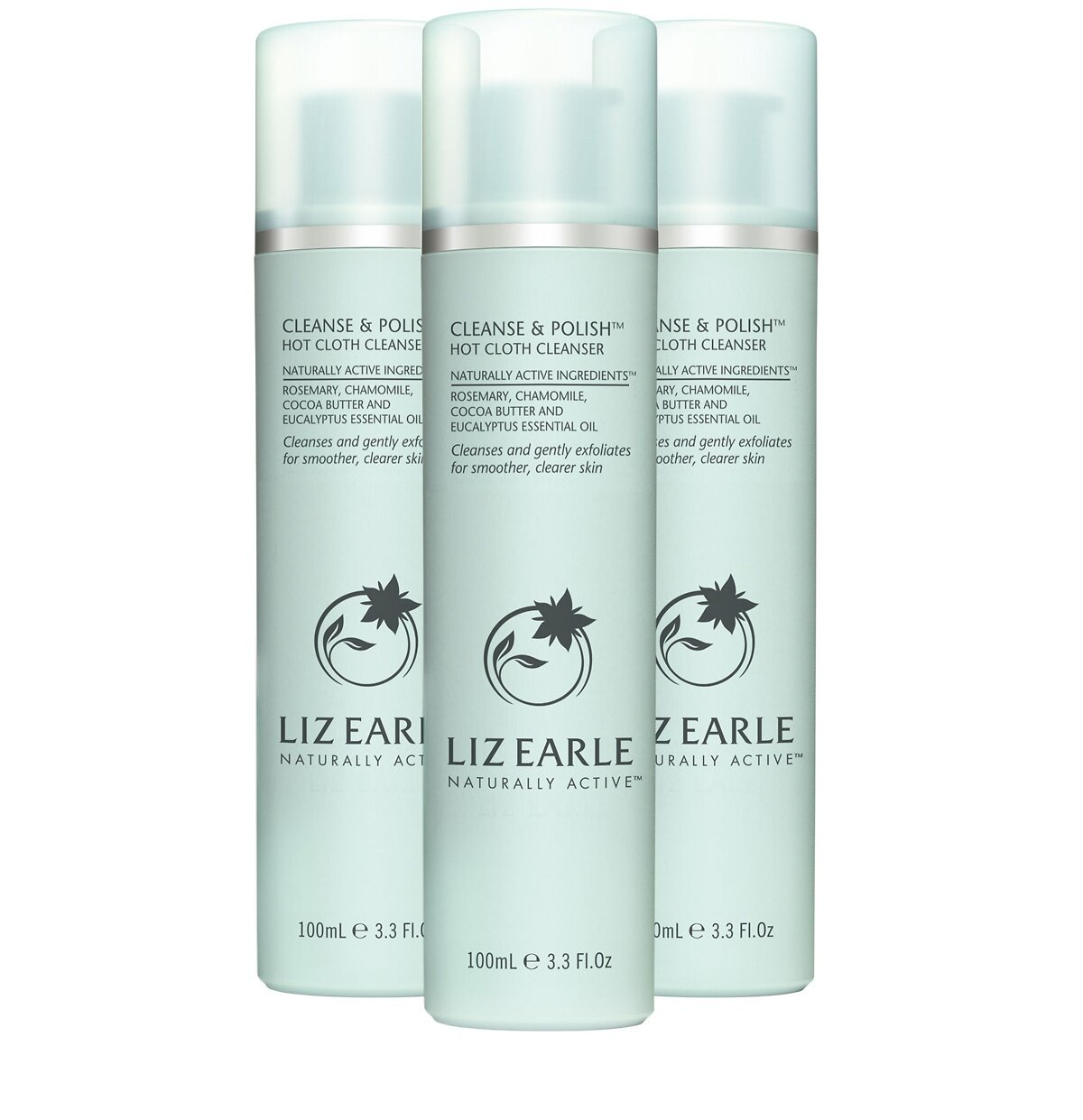 Liz Earle Cleanse and Polish Hot Cloth System