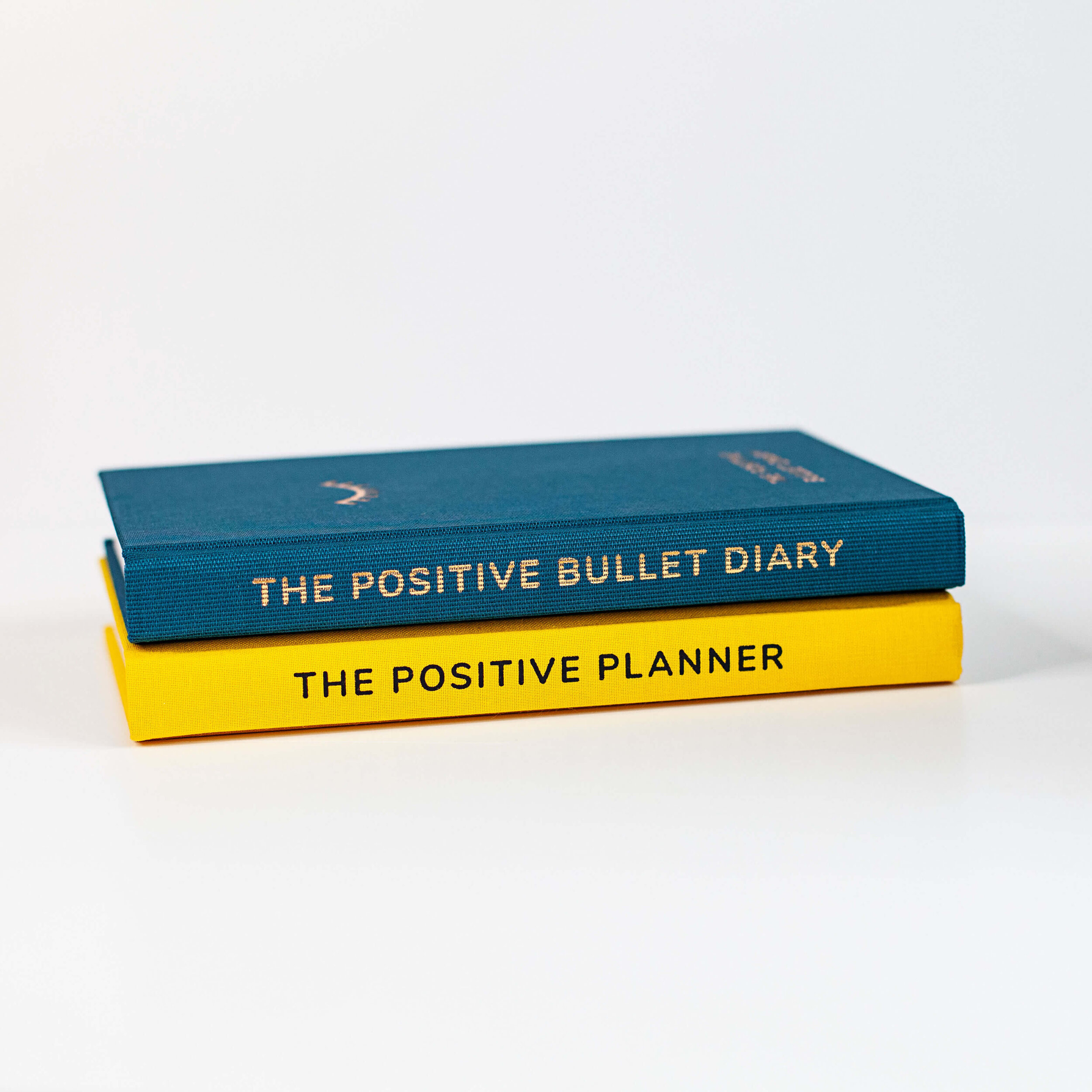 The Positive Bullet Diary and the Positive Planner