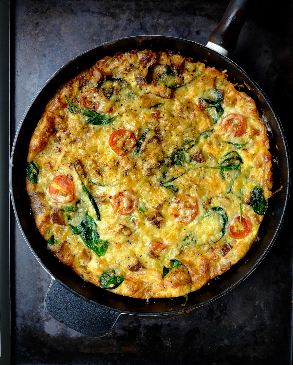 Tofu Omelette -