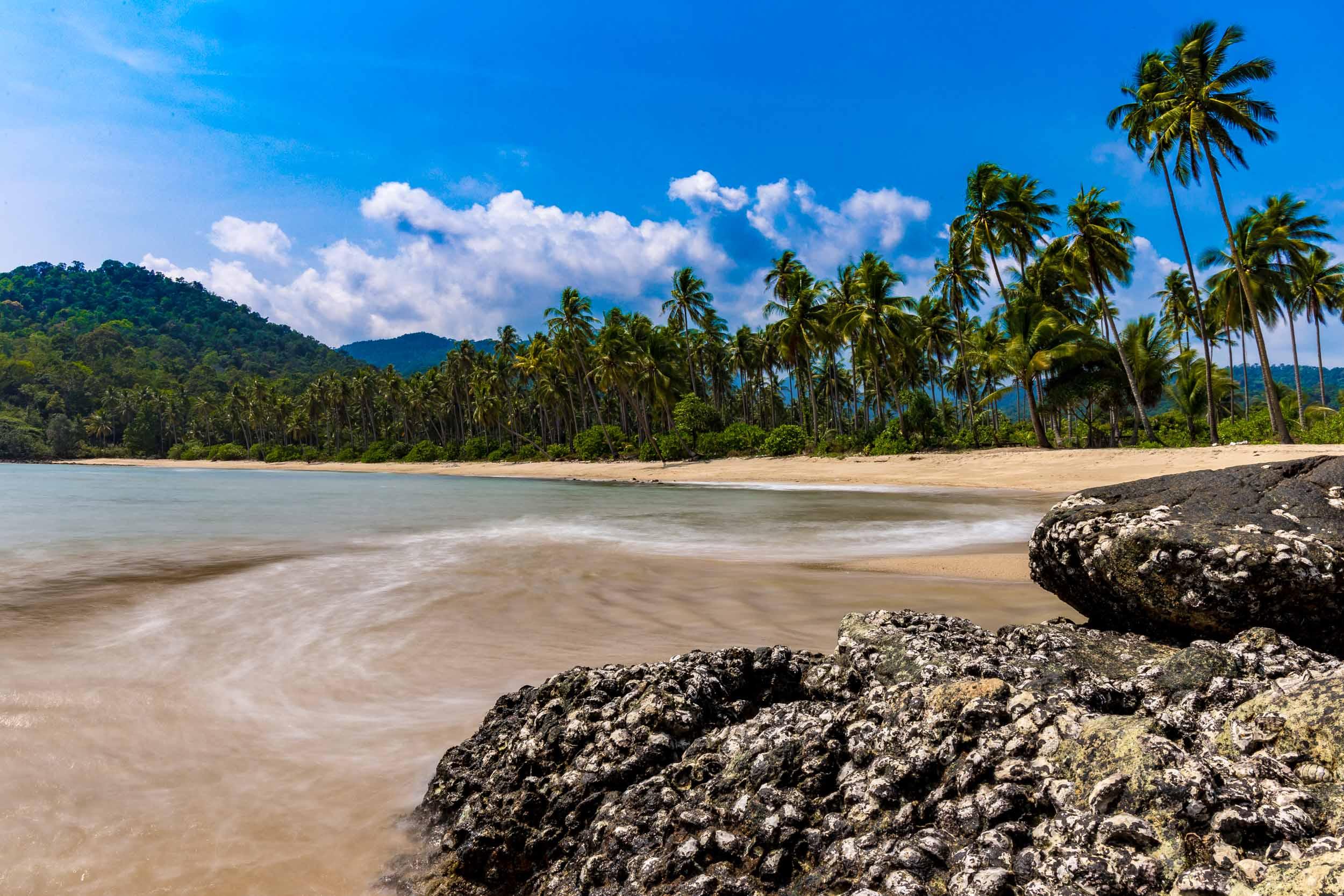 Rupert Turkington Travel Photography - Wai Chek Beach, Koh Chang, Thailand