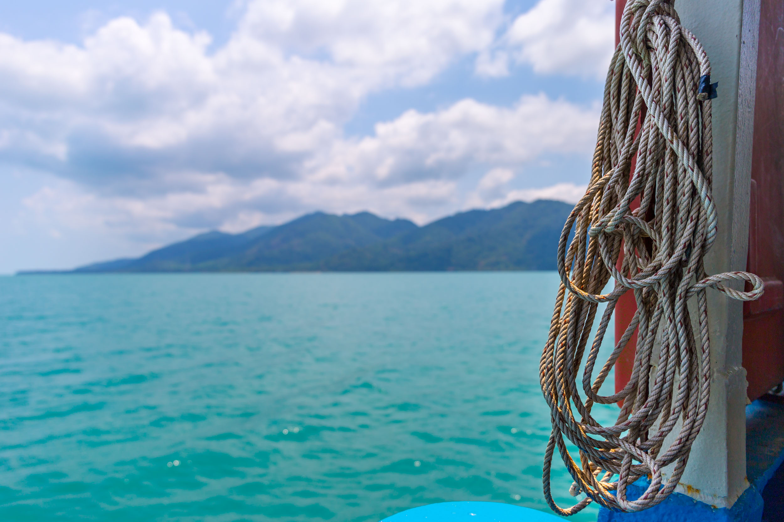 Travel Photo - Koh Chang Ferry Crossing