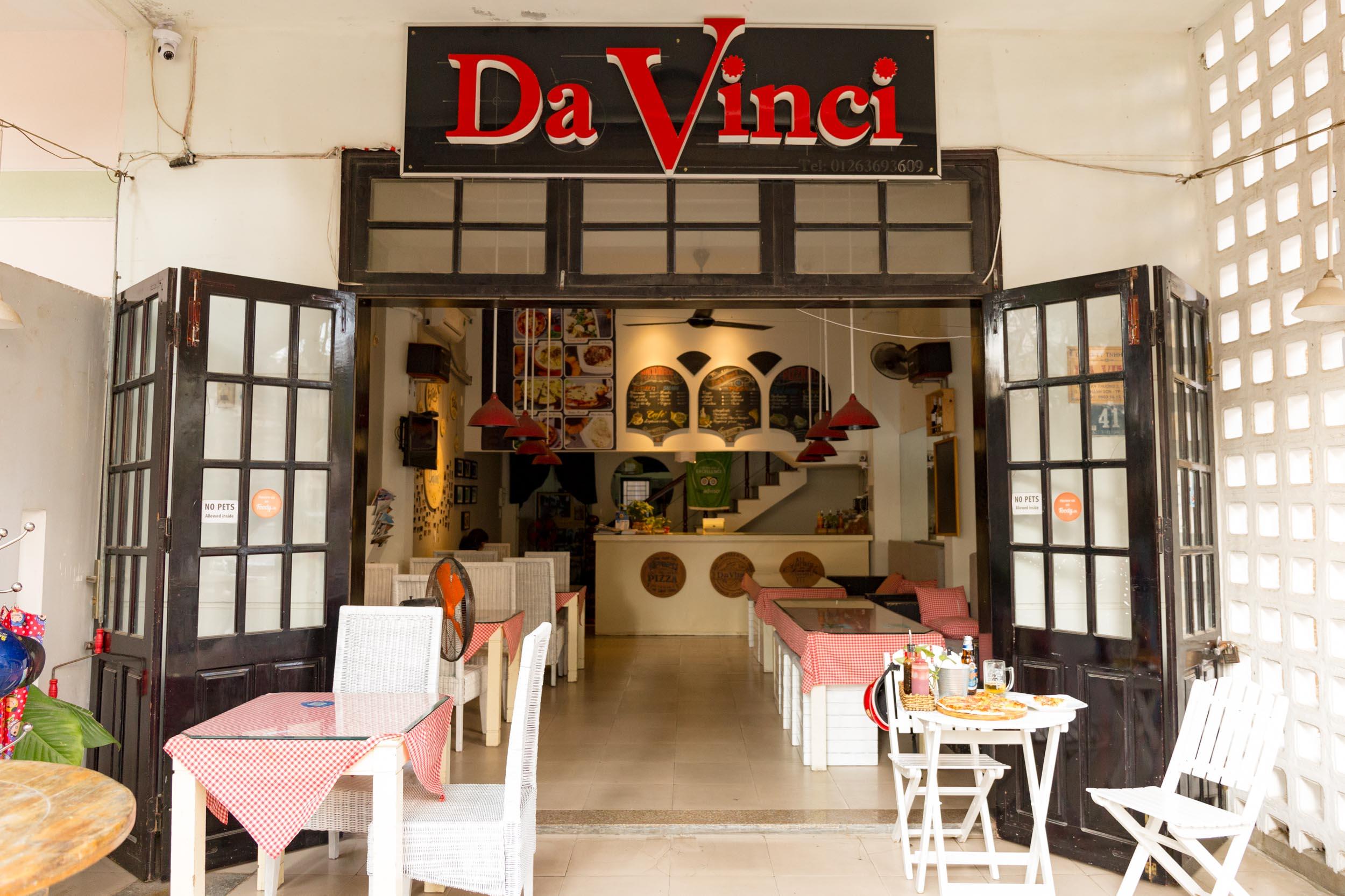 Da Vinci Restaurant, Da Nang.
