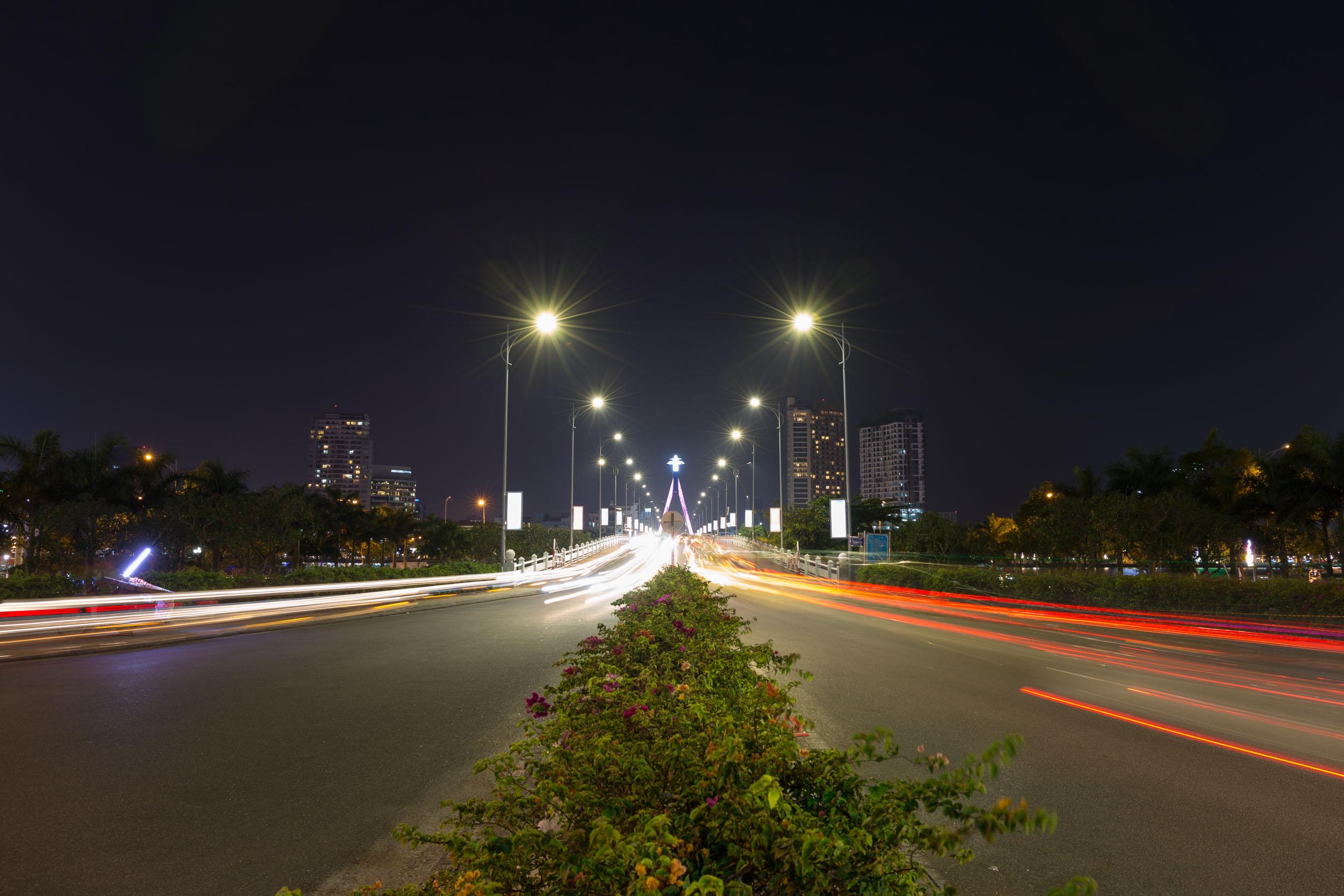 Da Nang City Centre.