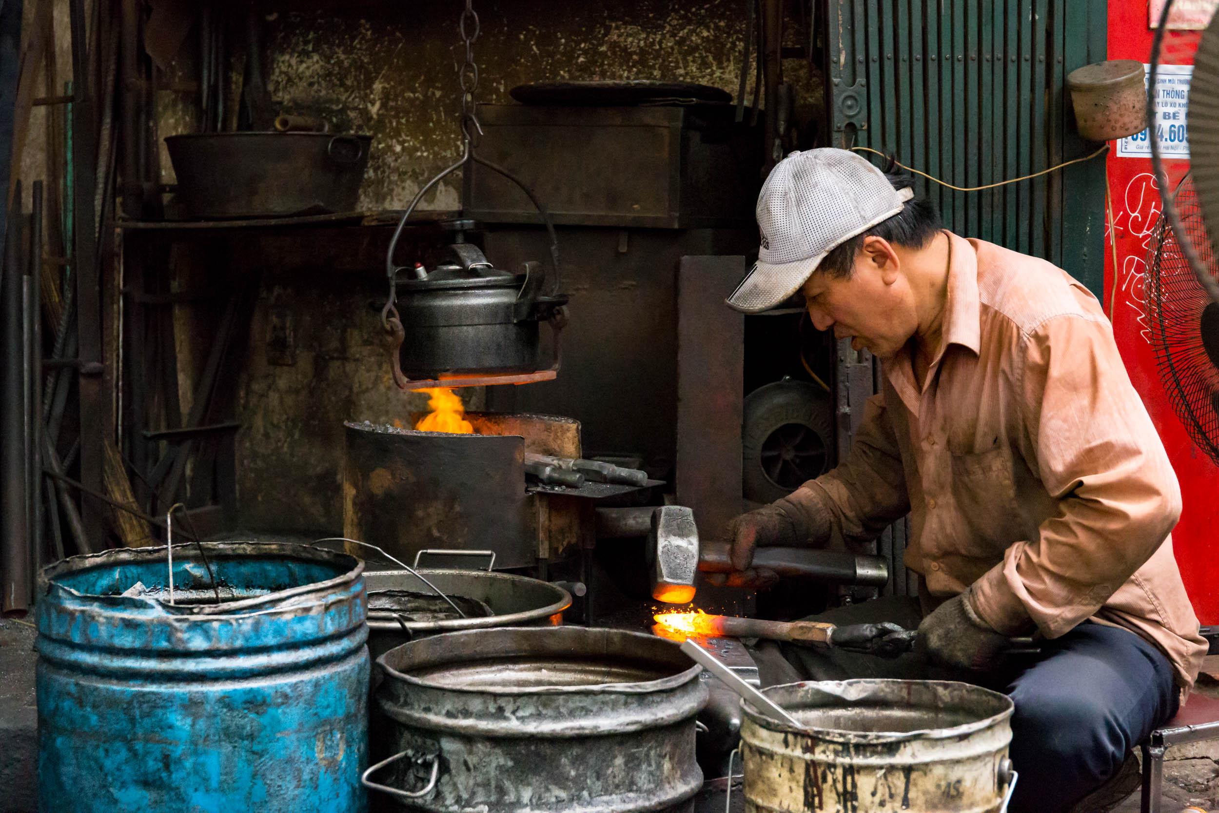 Hanoi Steel Work