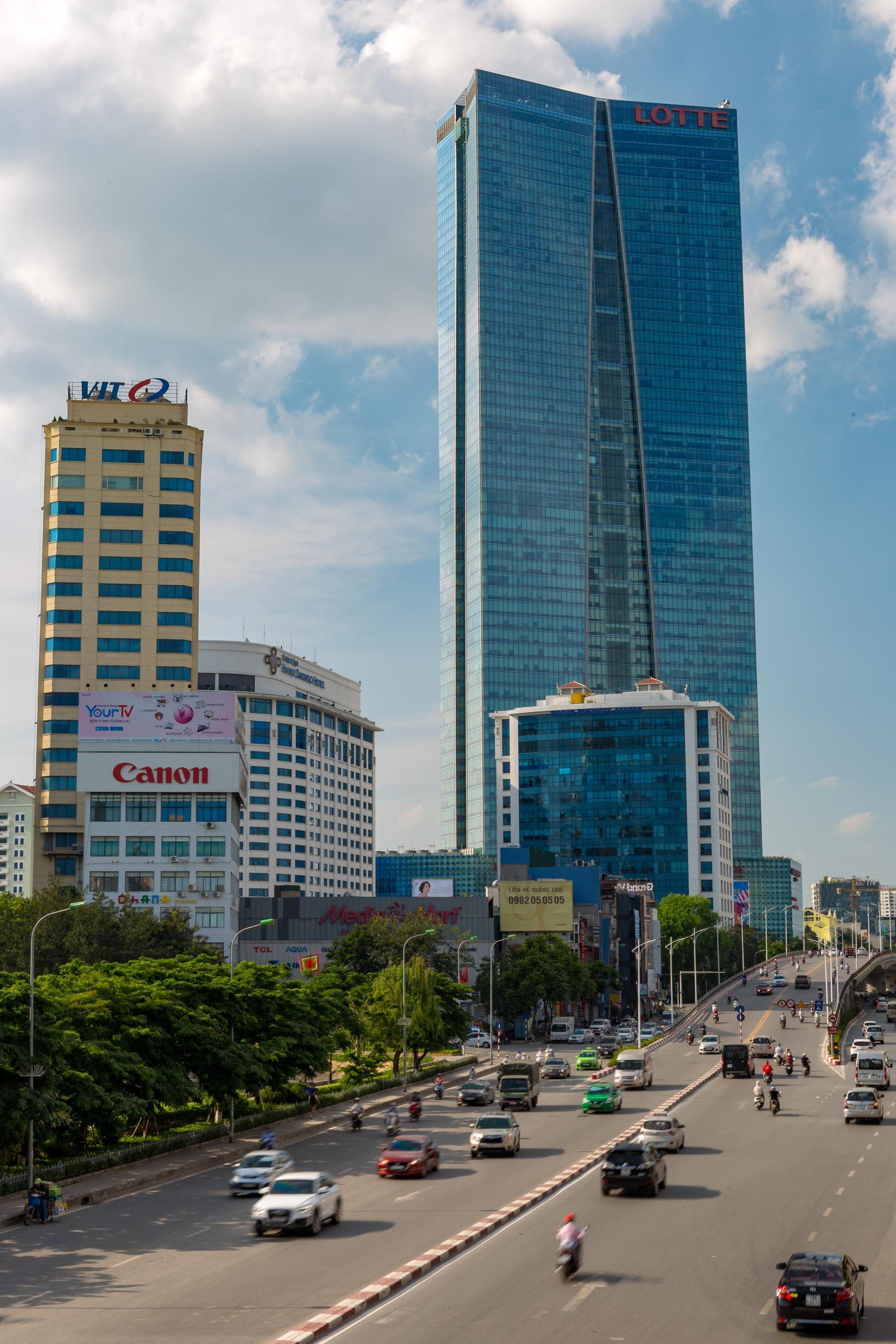 Lotte Tower Hanoi