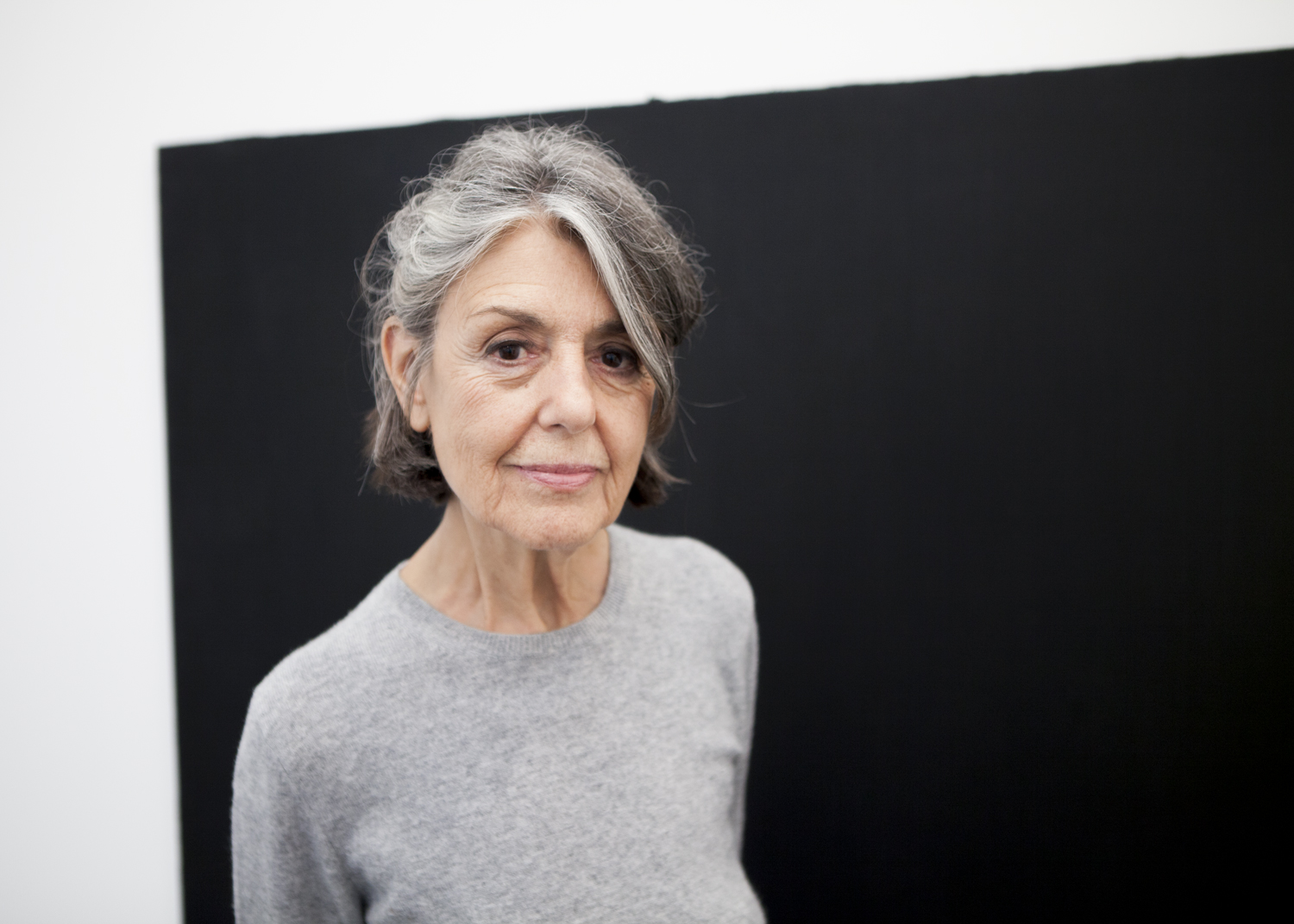 Paula Cooper of New York's Paula Cooper Gallery which opened in 1968