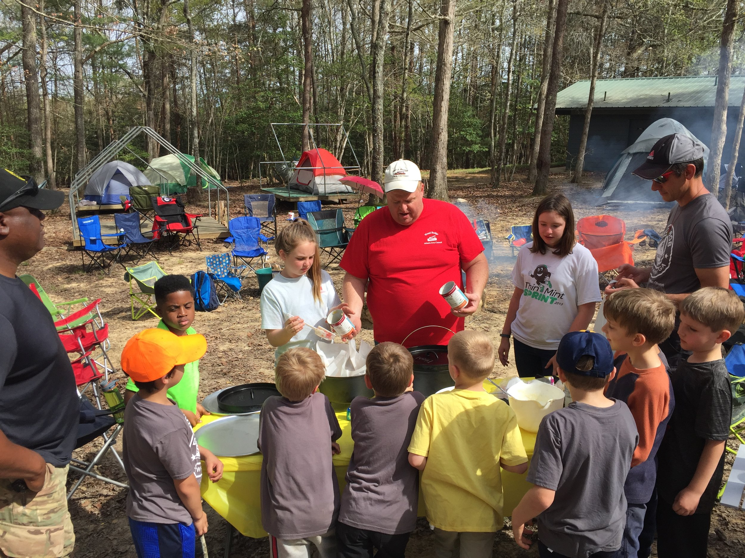 Learning About Dutch Oven Cooking