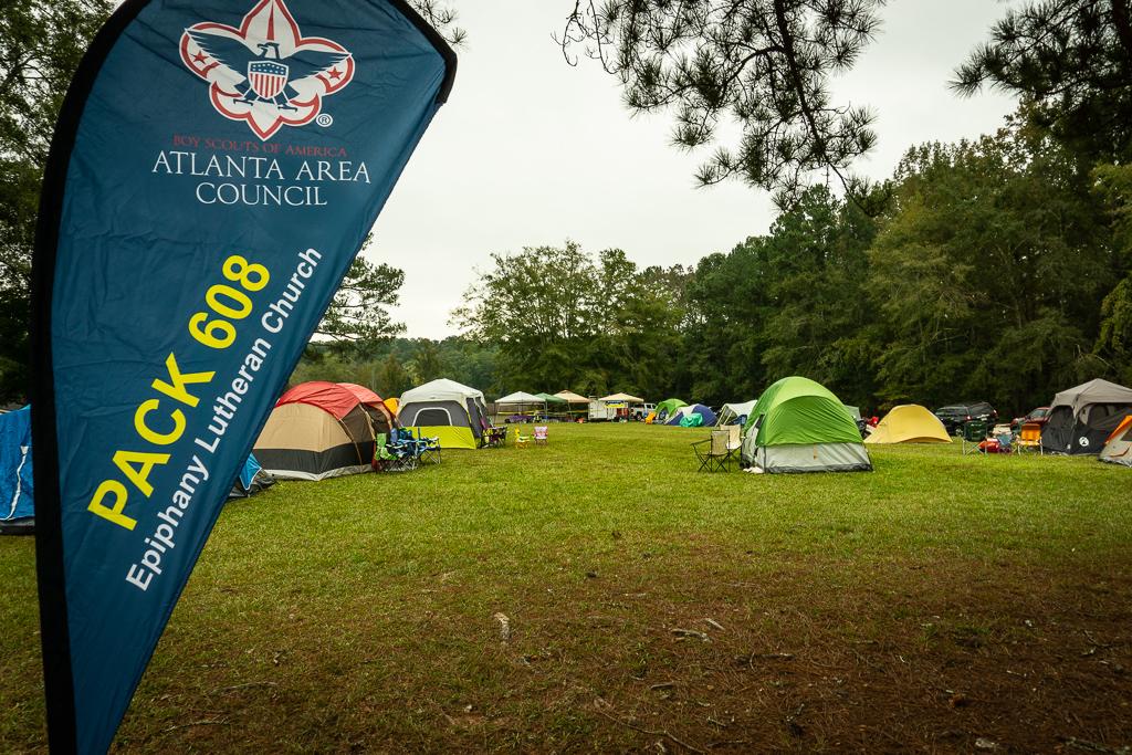 Pack Campsite