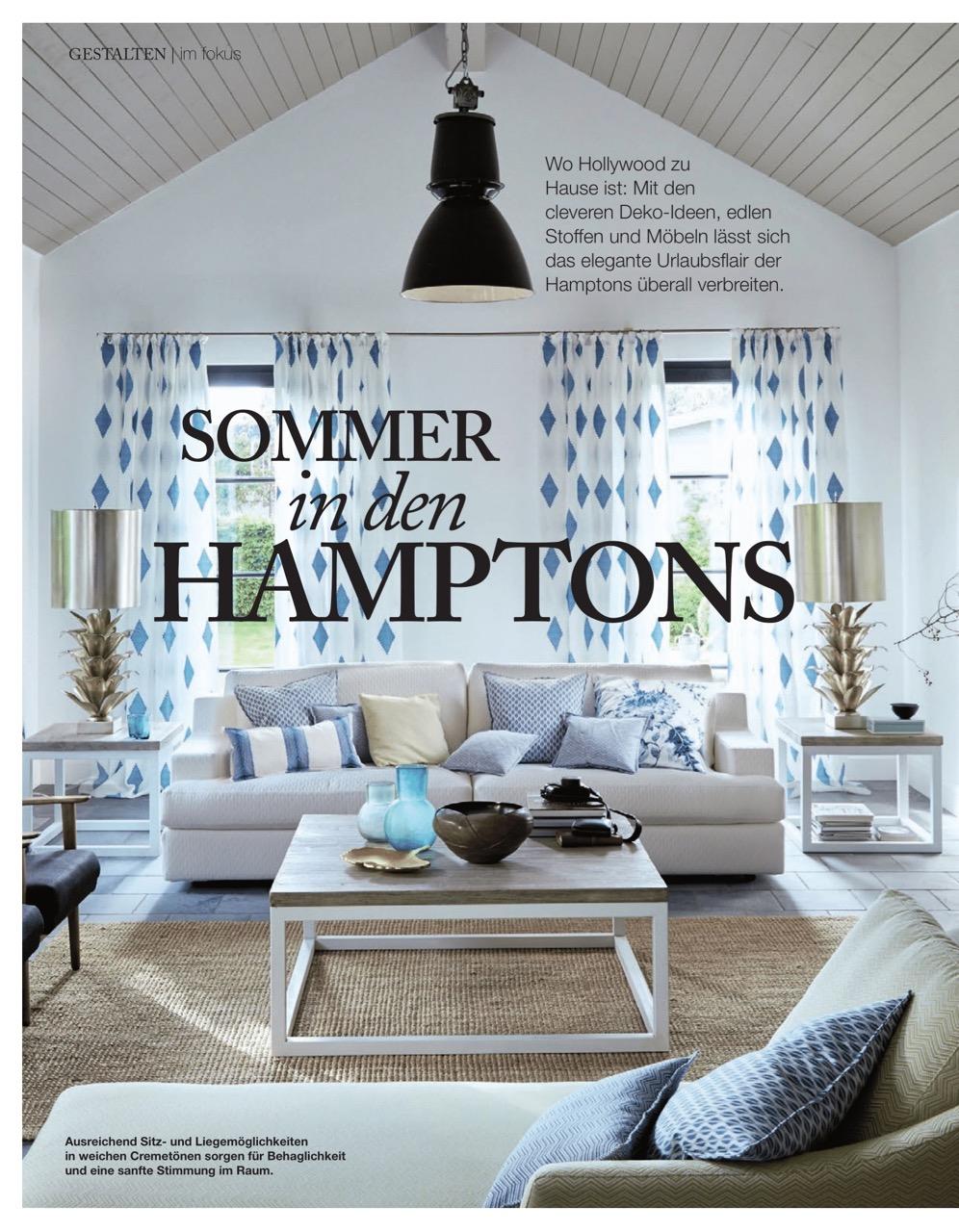 Artikel Sommer in den Hamptons
