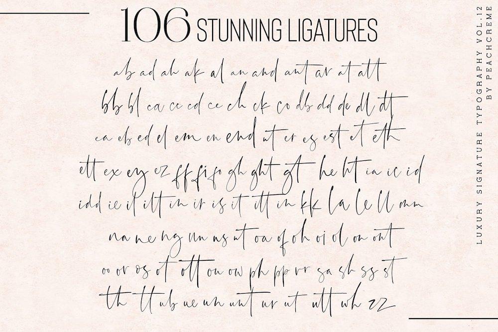 Santorini font