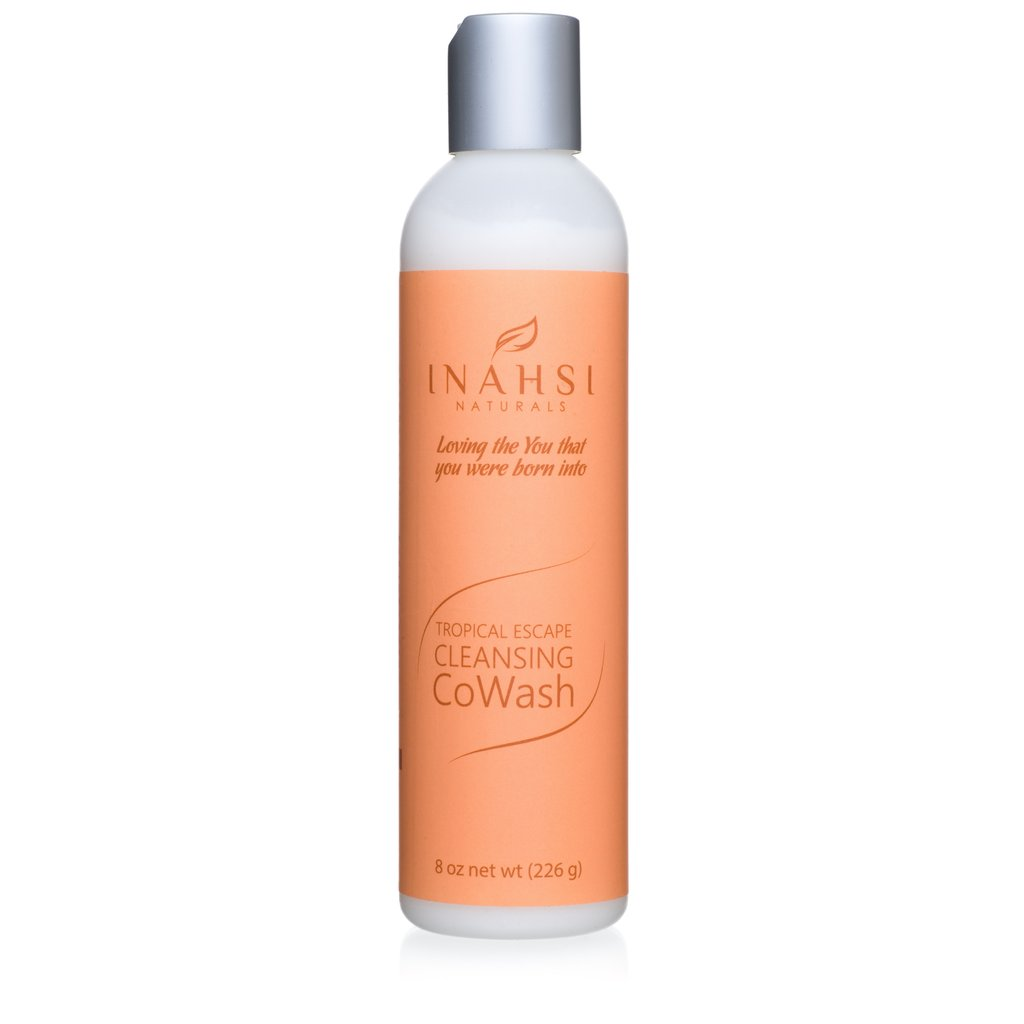"""INAHSI TROPICAL CLEANSING COWASH   This is an amazing co-wash. It smells heavenly, but isn't too strong for children. It's perfect for mid-week washing and refreshing.   SAVE 15% ON YOUR PURCHASE WITH """"ASEAMAE15"""".     CLICK TO SHOP"""