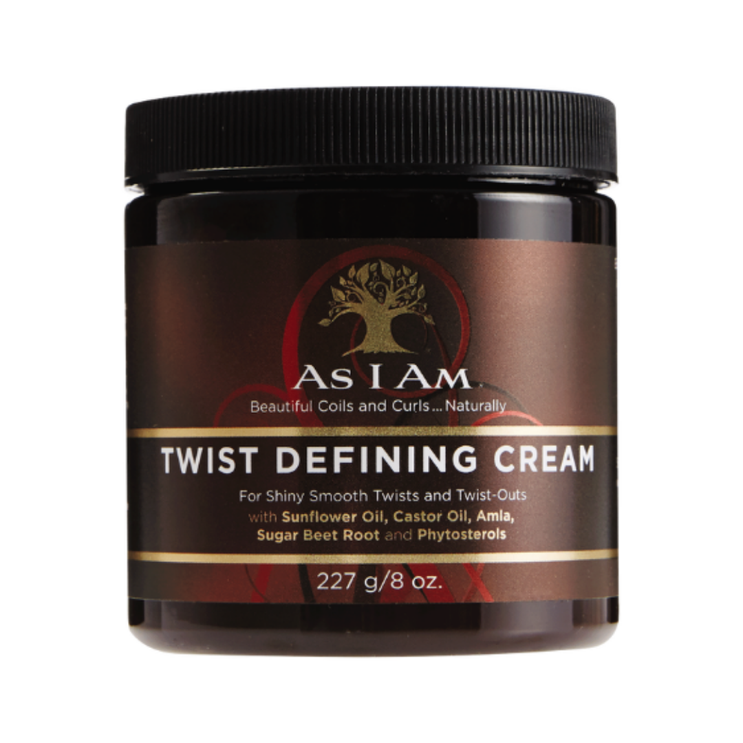 AS I AM TWIST DEFINING CREAM   This cream is amazing. I get a bomb twist out every single time! It's perfect for kinks, coils, and curls. I love it!   CURRENTLY 20% OFF AT SALLY BEAUTY.     CLICK TO SHOP