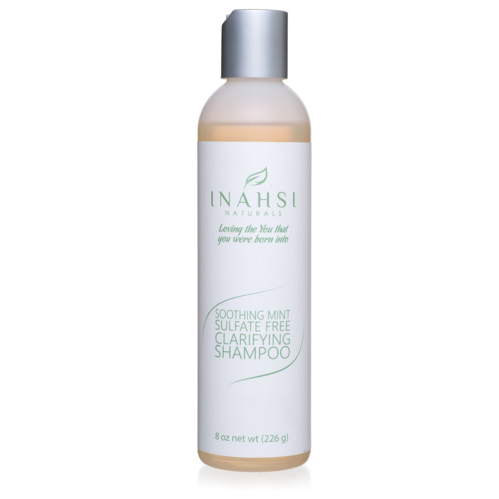 """INAHSI SOOTHING MINT SULFATE FREE CLARIFYING SHAMPOO   THE BEST CLARIFYING SHAMPOO. Period. I love this sulfate-free clarifying shampoo. This helped to repair my scalp and maintain it's healthiness. 100% recommend.   SAVE 15% ON YOUR PURCHASE WITH """"ASEAMAE15"""".     CLICK TO SHOP"""