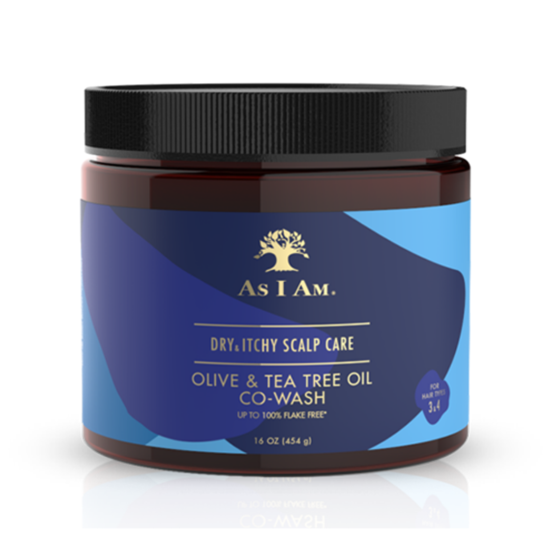 AS I AM DRY & ITCHY SCALP CARE COWASH   This cowash soothes an itchy scalp so well! I like to use it after I shampoo, or mid-week when my hair is itching on my nerves. Definitely worth the buy! I currently have 3 as backups in my house! #NoShame   CURRENTLY 20% OFF AT SALLY BEAUTY.     CLICK TO SHOP