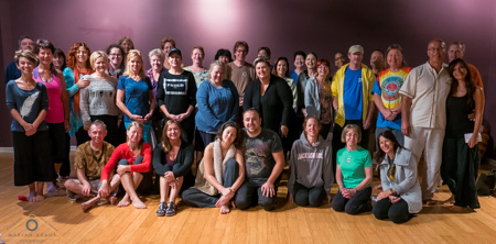 Participants of our 1st ever Overnight Awakenings Event